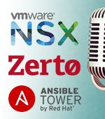 Press Release:  Expanded integrations for VMware NSX, Zerto, Ansible Tower, and more feature image