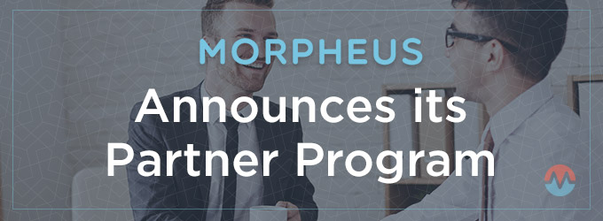 Press Release: Morpheus Makes its World-Class Technology Available to Channel Companies Seeking to Drive More Business and Increase Revenue feature image