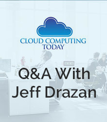 Q&A with Morpheus Data CEO Jeff Drazan - Cloud Computing Today feature image
